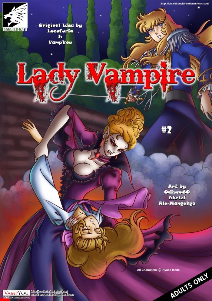 Locofuria- Lady Vampire 2 porn comics 8 muses