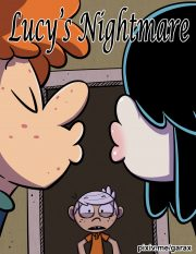 Lucy's Nightmare- The Loud House porn comics 8 muses