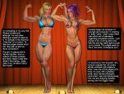 Mack at a Fitness Bikini Contest- Entropy porn comics 8 muses