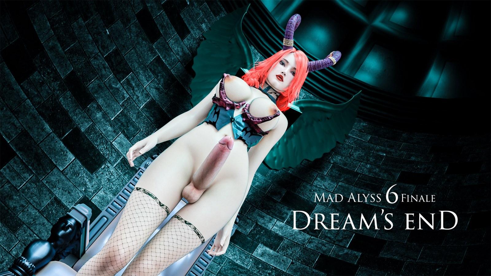 Mad Alyss 6- Dream's End- Amusteven porn comics 8 muses