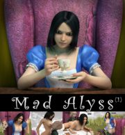 Mad Alyss- Amusteven (Alice in Wonderland) porn comics 8 muses