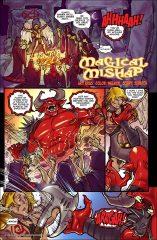 Magical Mishap- Mana World porn comics 8 muses