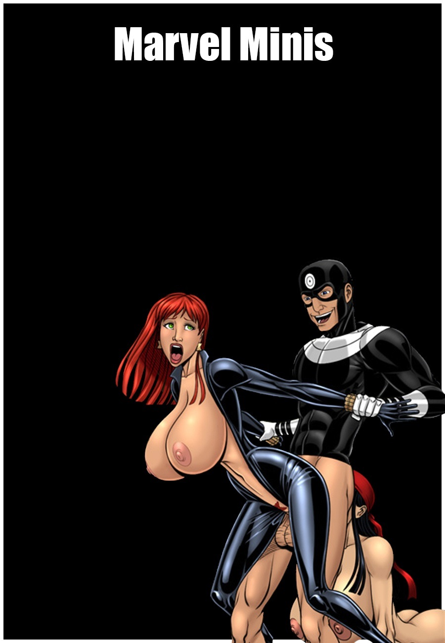 Download marvel porn sexy streaming
