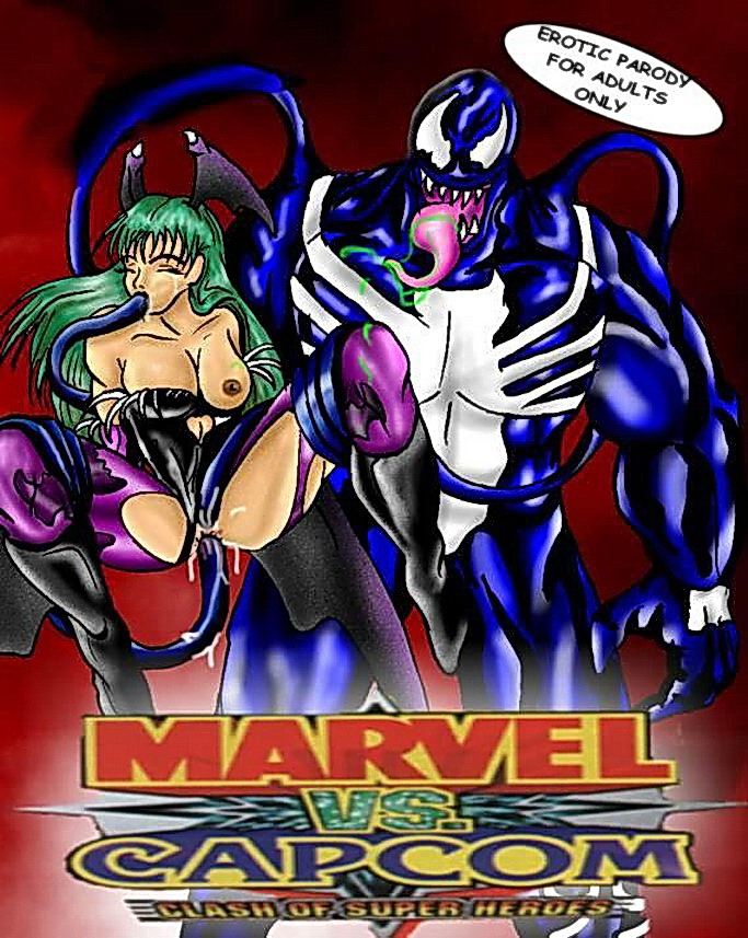 Marvel VS. Capcom- Clash of Super Heroes porn comics 8 muses