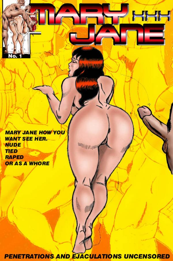 Mary Jane XXX (Spider-Man)- Wolverino porn comics 8 muses
