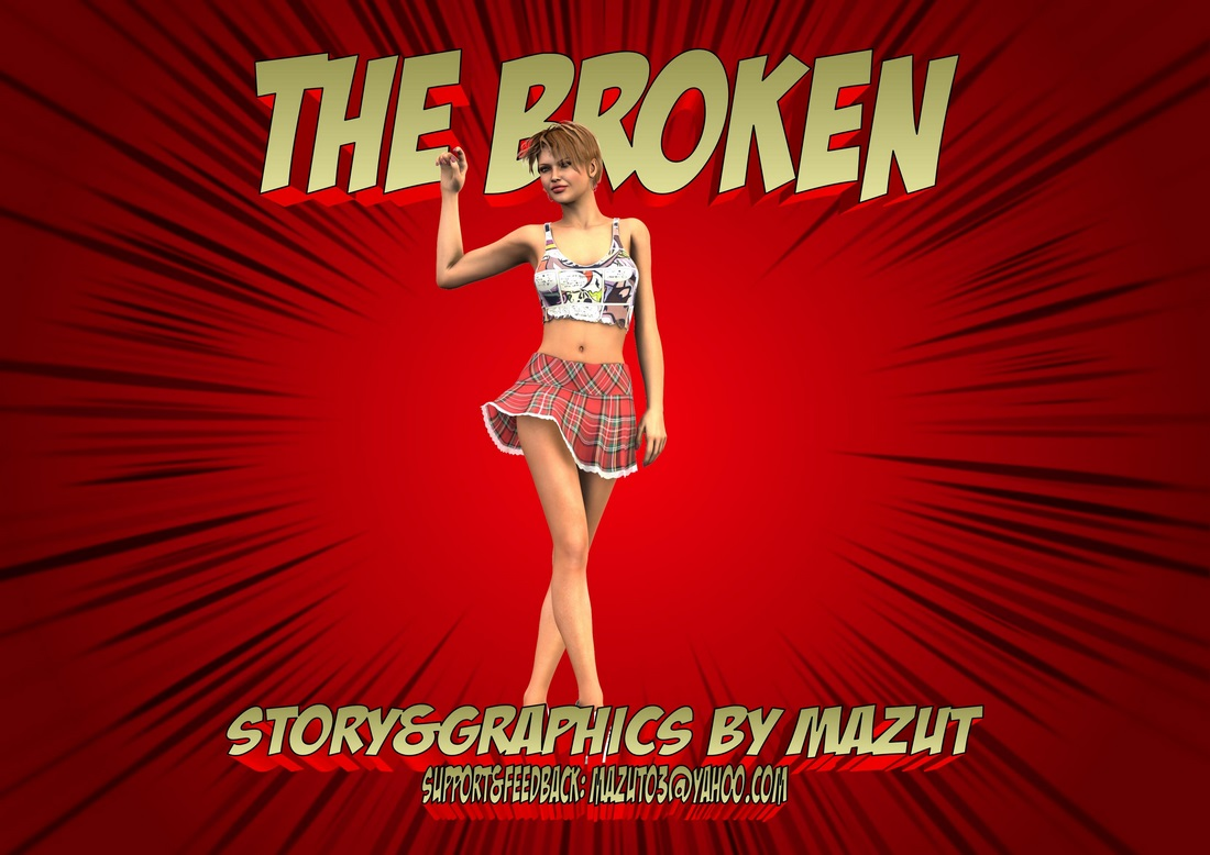 Mazut – The Broken porn comics 8 muses
