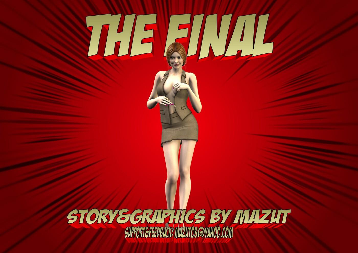 Mazut- The Final porn comics 8 muses