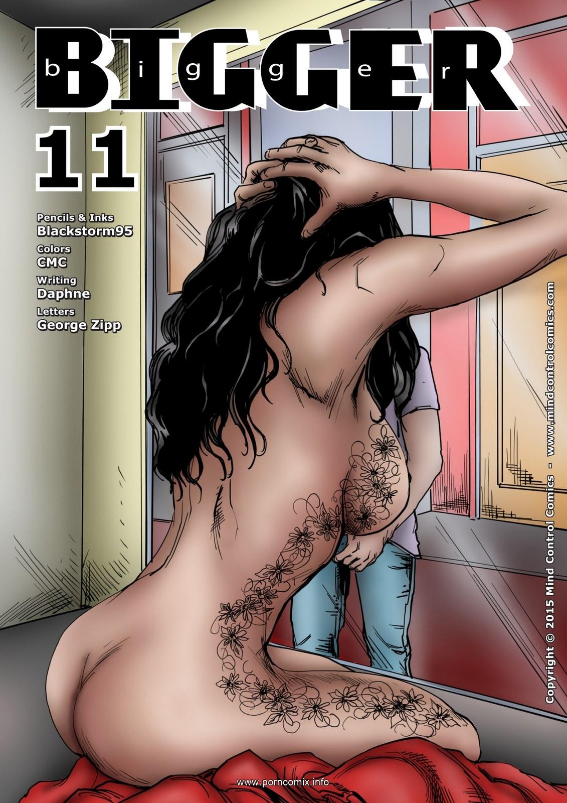 MCC,Bigger 11- Mind Control porn comics 8 muses