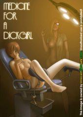 Medicine For A Dickgirl- Innocent Dickgirls porn comics 8 muses