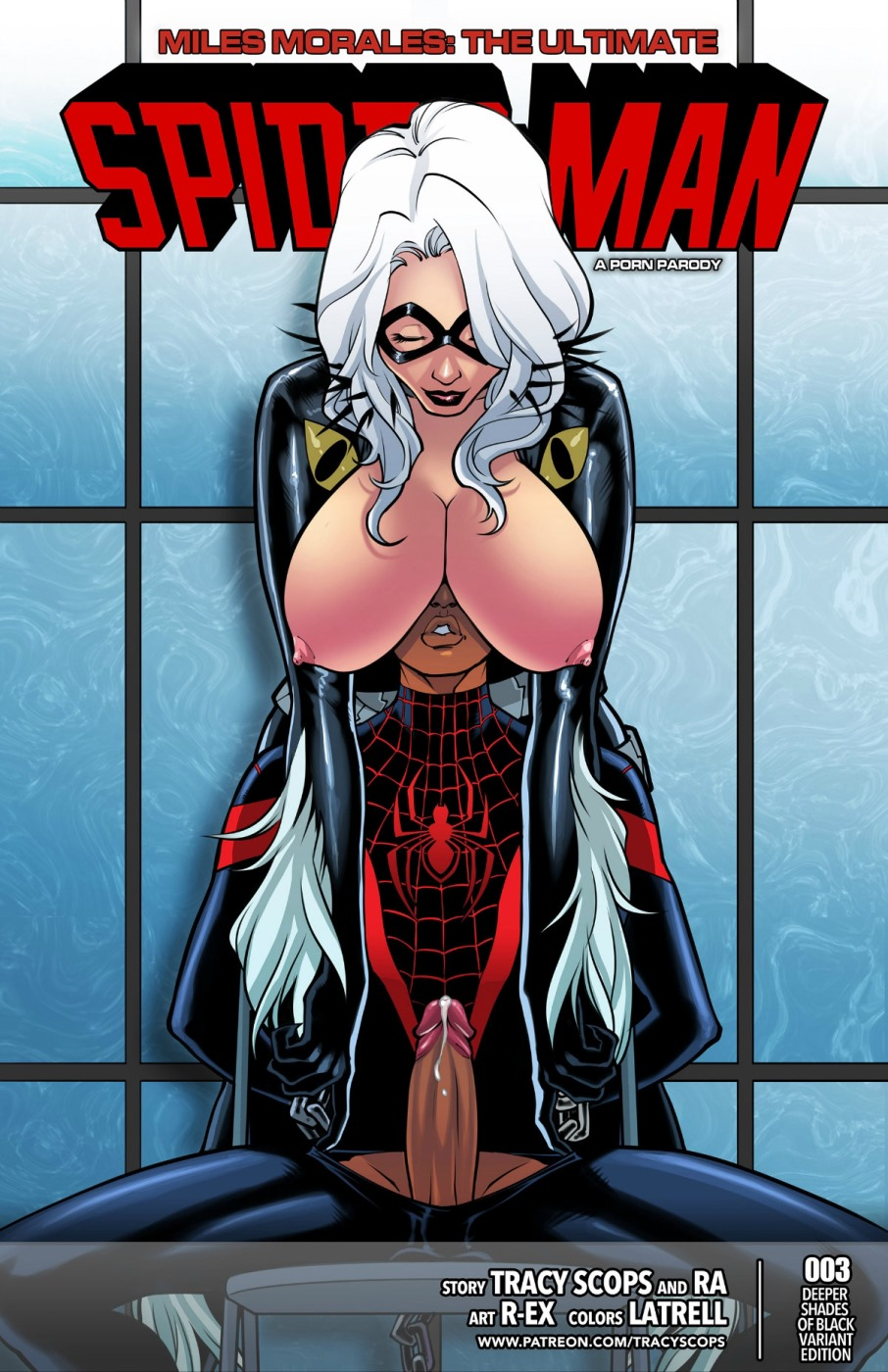 Miles Morales- Ultimate Spider-Man 3 porn comics 8 muses