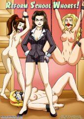 Reform School Whores- Palcomix porn comics 8 muses