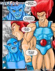Milffur-Thundercat porn comics 8 muses