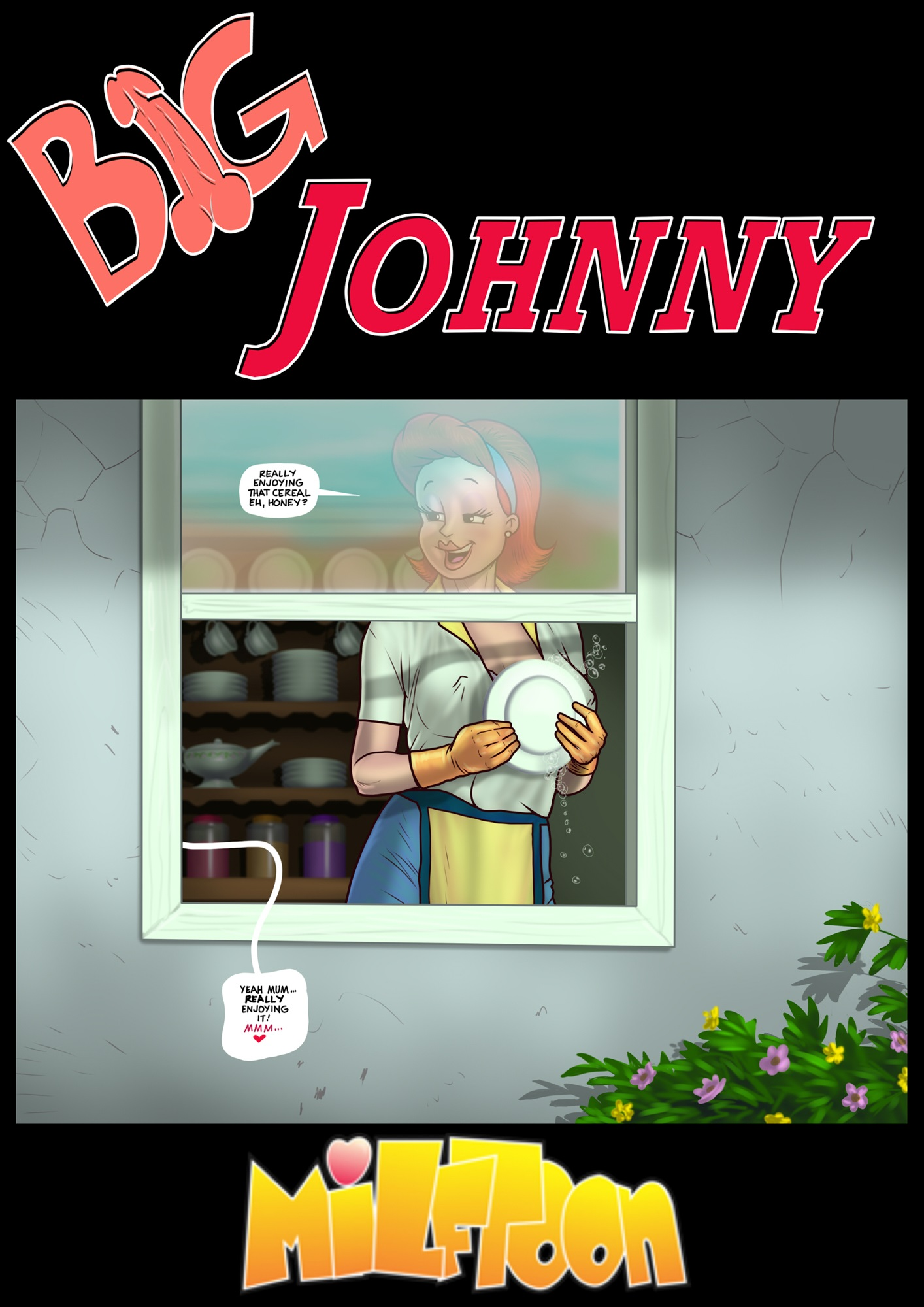 Milftoon- Big Johnny image 1
