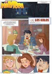Milftoon- Los Kolos porn comics 8 muses