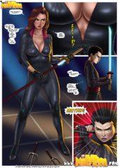 Milftoon- Talia porn comics 8 muses