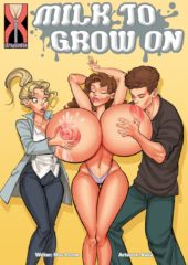 Milk to Grow On- Expansionfan porn comics 8 muses