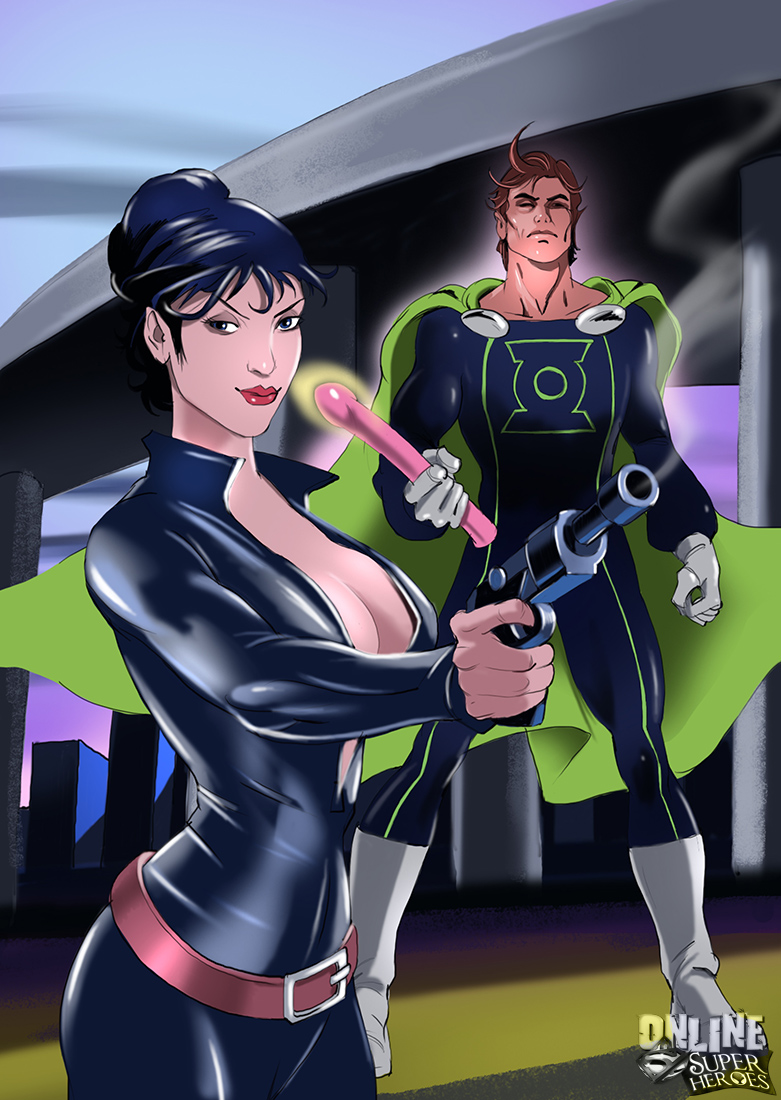 Modesty Blaise Getting Anal Sex-OLSH porn comics 8 muses