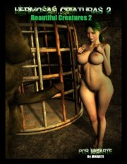 Moiarte- Beautiful Creatures 2 porn comics 8 muses
