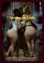 Moiarte- The Preacher's Wife 4 porn comics 8 muses