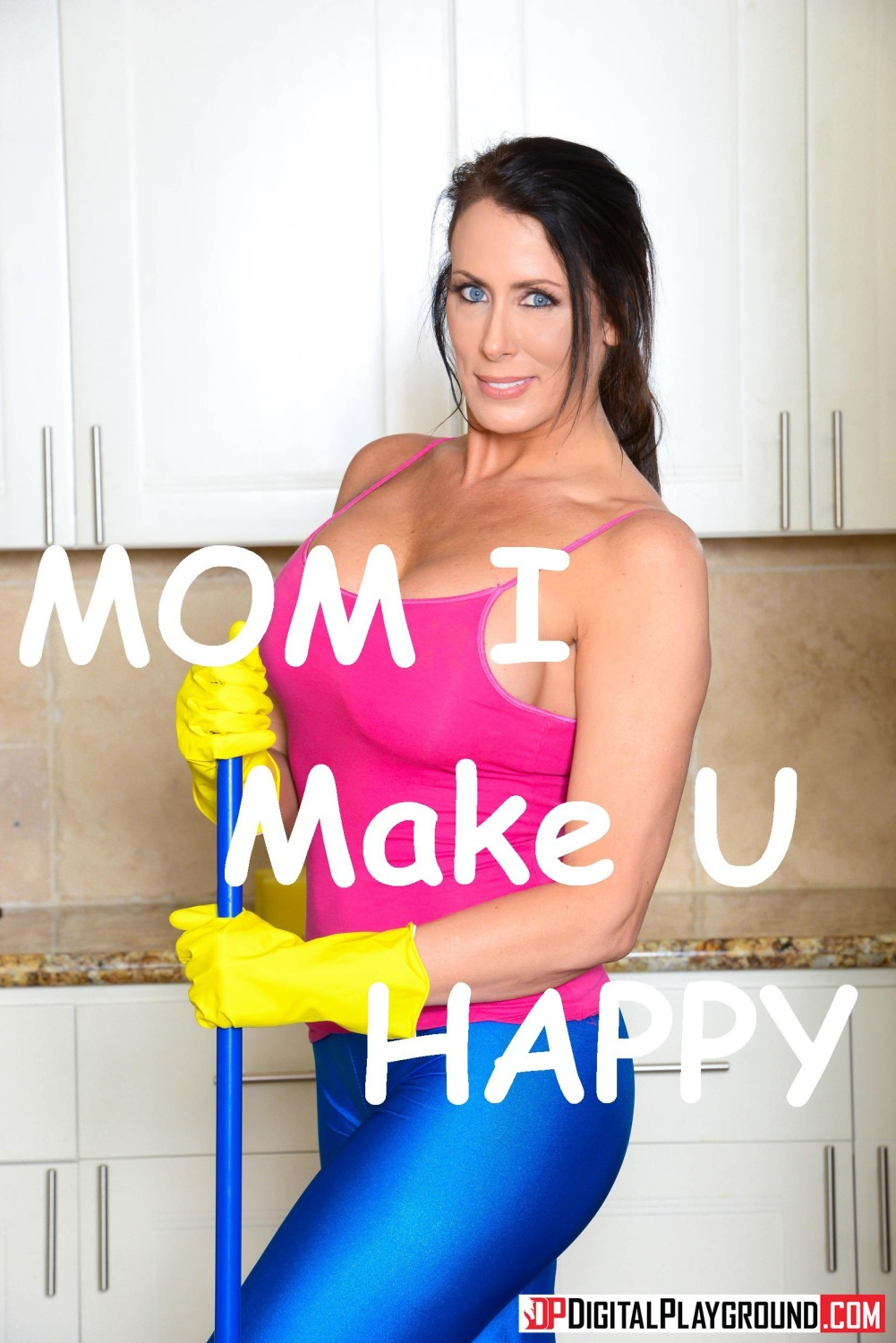 Mom I Make You Happy porn comics 8 muses