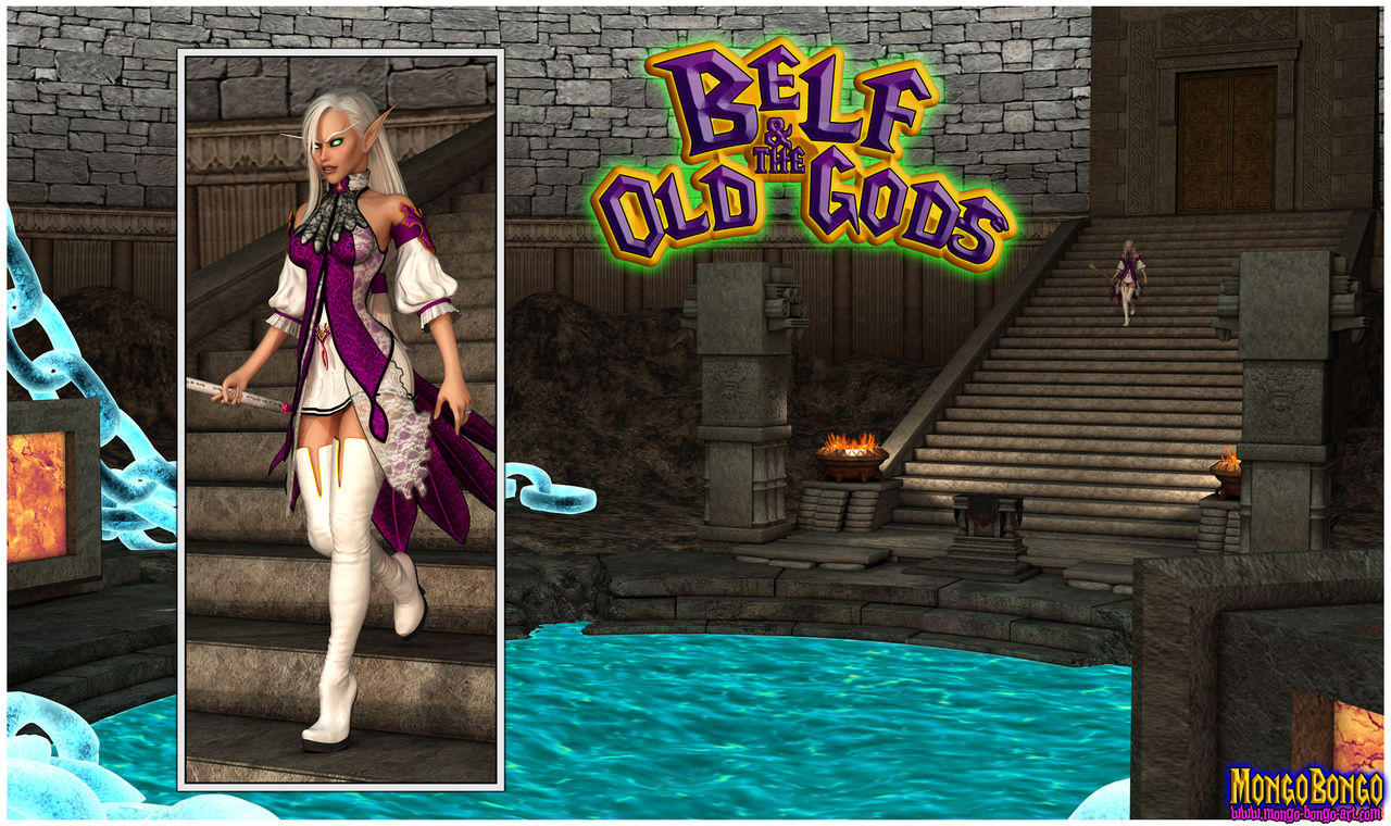 Belf and the Old Gods porn comics 8 muses
