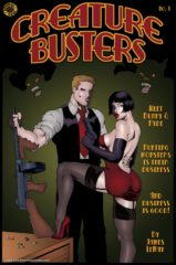 Creature Buster- James Lemay porn comics 8 muses
