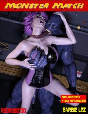 Monster Match- Redrobot3D porn comics 8 muses