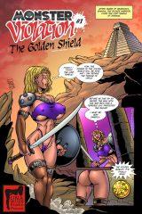 Monster Violation 1-2 porn comics 8 muses