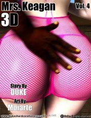 Mrs. Keagan 3D Vol.4- Duke Honey porn comics 8 muses