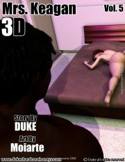 Mrs. Keagan 3D Vol.5- Dukes Honey porn comics 8 muses