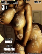 Ms Jiggles 3D – Part 2- Duke Honey porn comics 8 muses