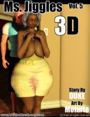 Ms Jiggles 3D – Part 5- Duke Honey porn comics 8 muses