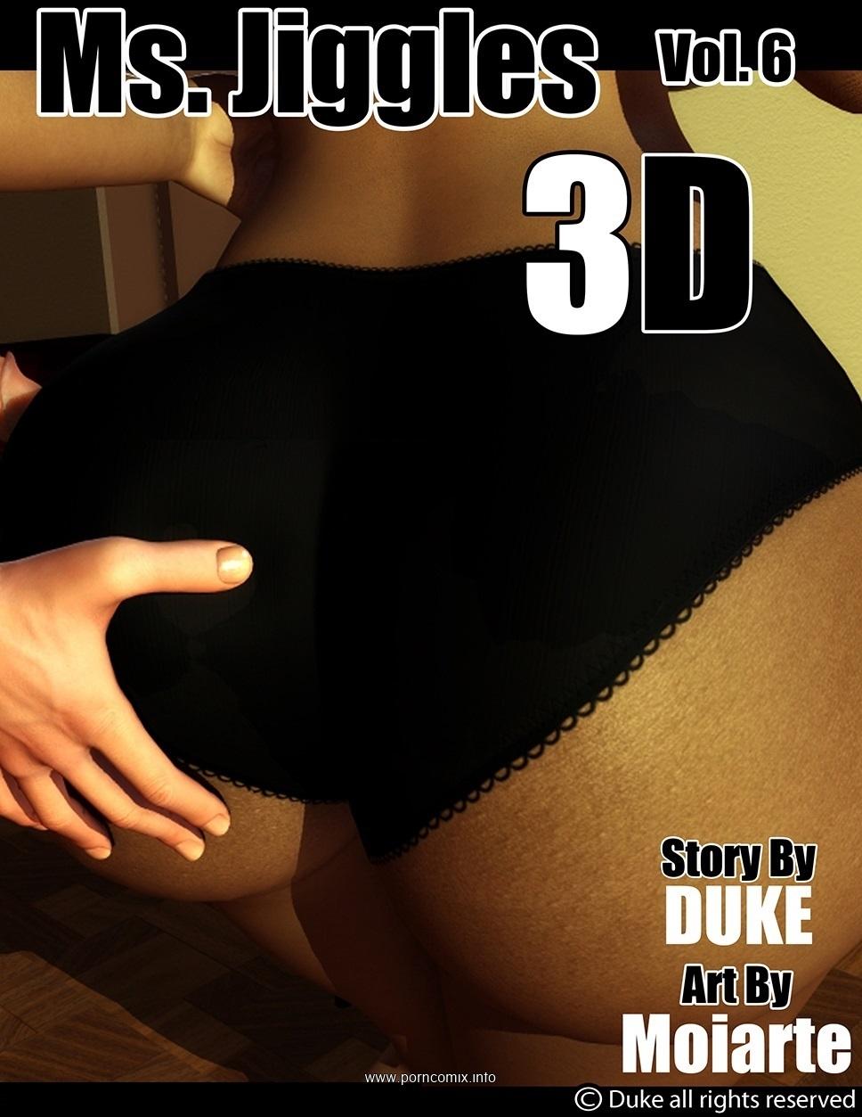 Ms Jiggles 3D – Part 6- Duke Honey porn comics 8 muses