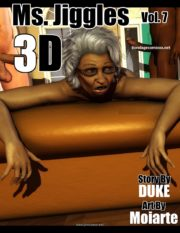 Ms Jiggles 3D – Vol 7- Duke Honey porn comics 8 muses