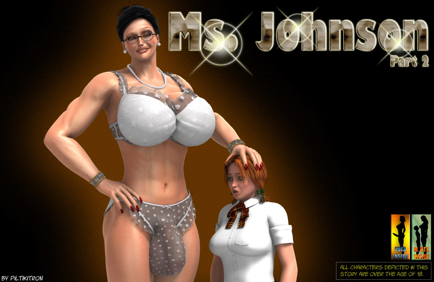 Ms. Johnson Part 2- Piltikitron porn comics 8 muses