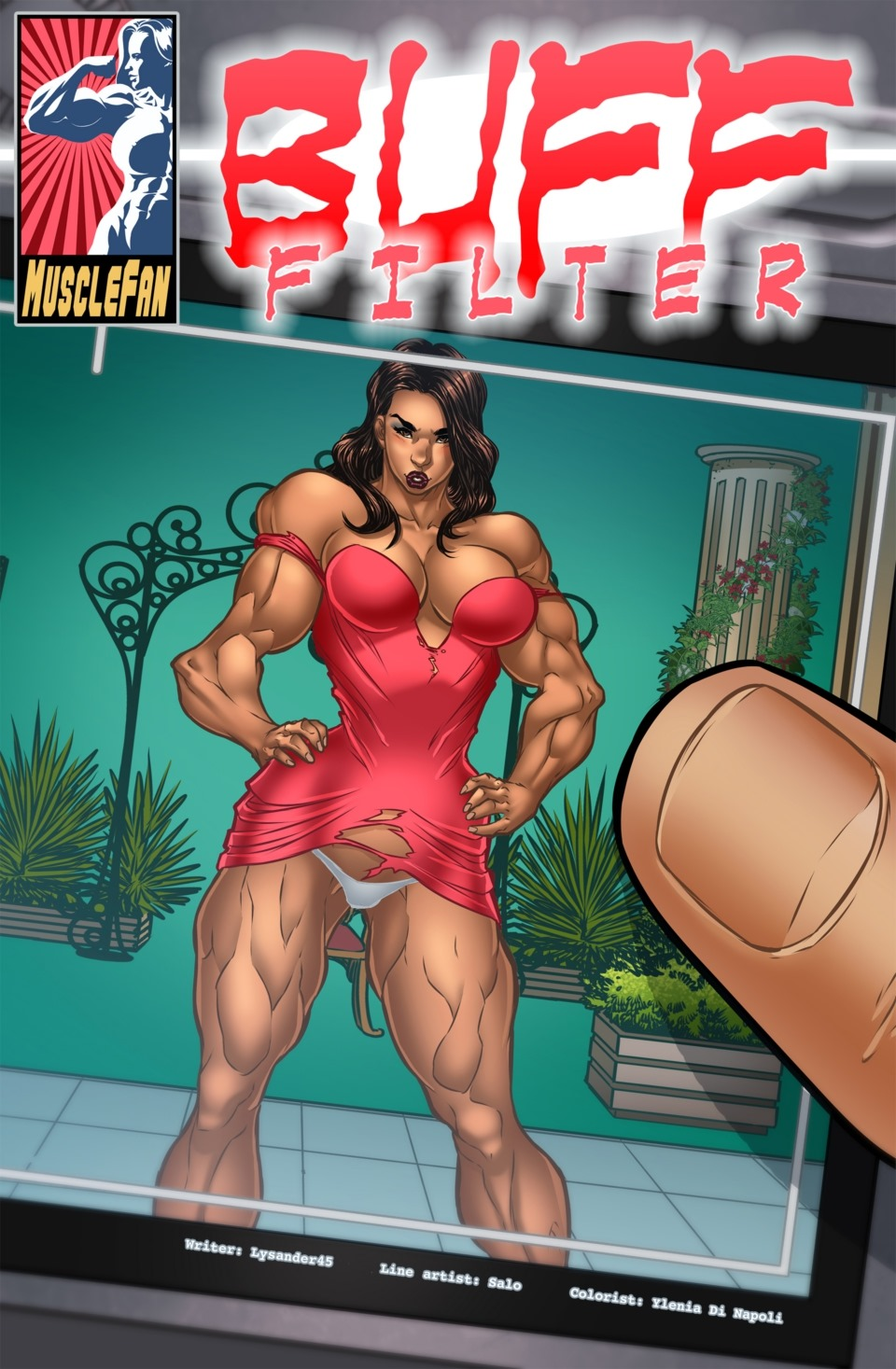 Musclefan- Buff Filter porn comics 8 muses