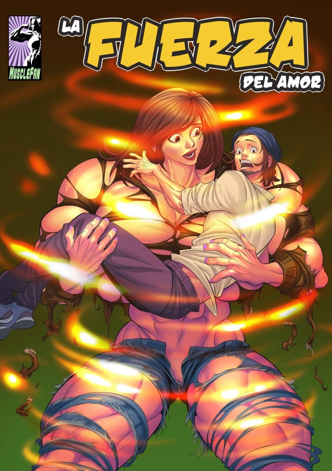 Musclefan- La Fuerza Del Amor 2 porn comics 8 muses
