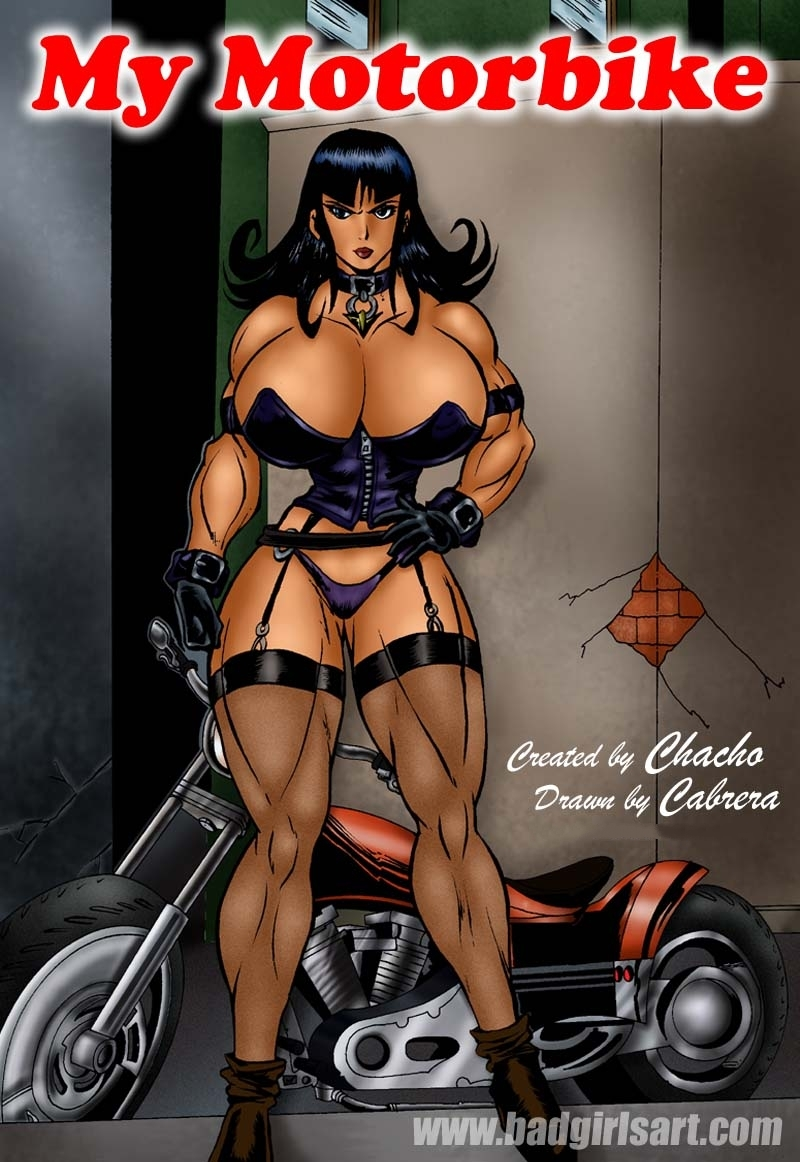 My Motorbike- Extreme Version porn comics 8 muses