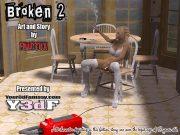 Y3DF – Broken 2 porn comics 8 muses