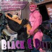 Namijr – Black & Pink porn comics 8 muses