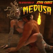 Namijr- The Adventures of John Snake Medusa porn comics 8 muses