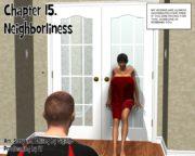 Neighborliness- Giginho Ch. 15 porn comics 8 muses