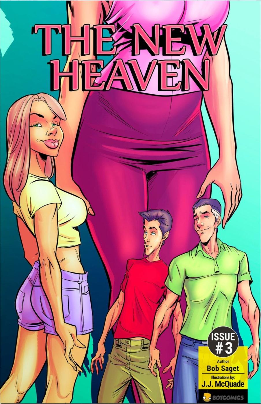 New Heaven 3- Bot porn comics 8 muses