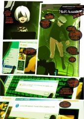 NieR- Automata XXX- Sillygirl porn comics 8 muses