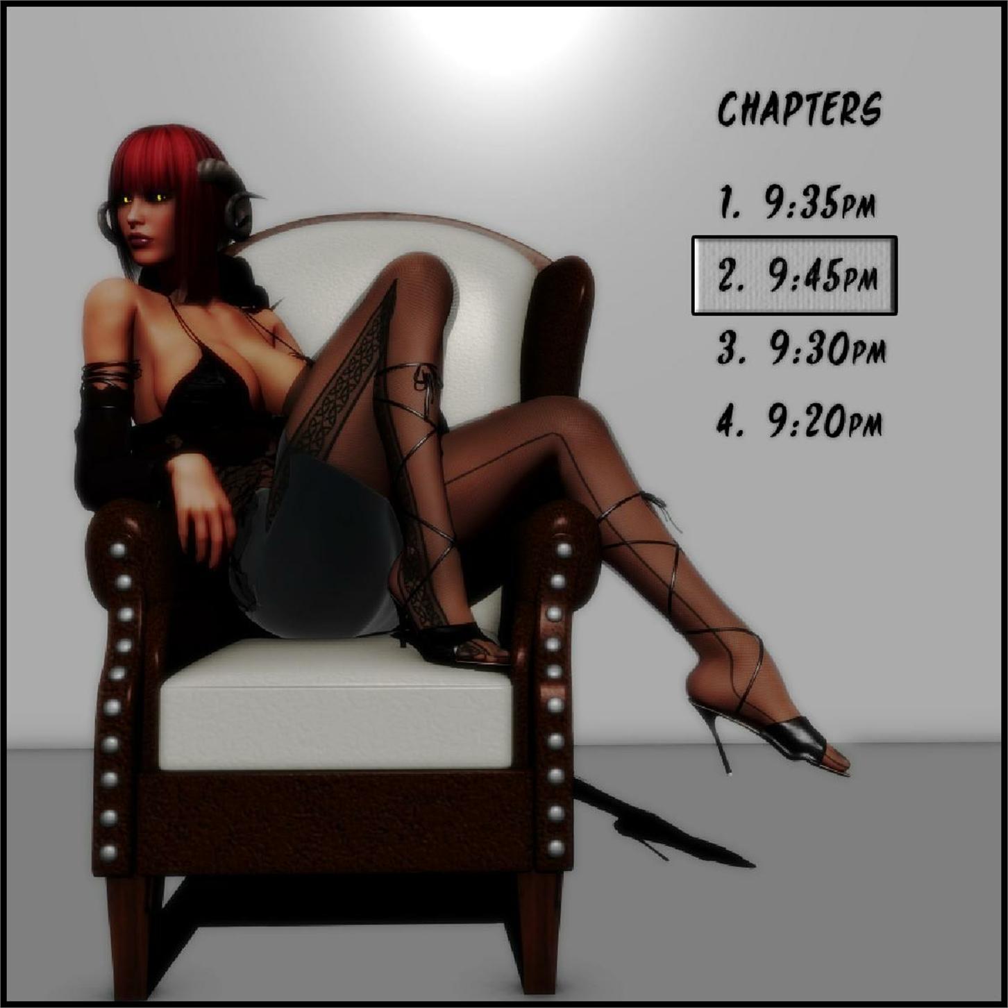 Night Of Mischief- Infinity Stories 2 9.45PM porn comics 8 muses