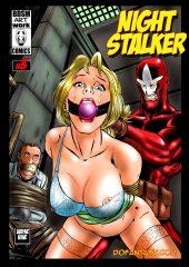 Night Stalker 3- Fansadox Collection 91 porn comics 8 muses
