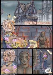 Beyond the Wall of Sleep porn comics 8 muses