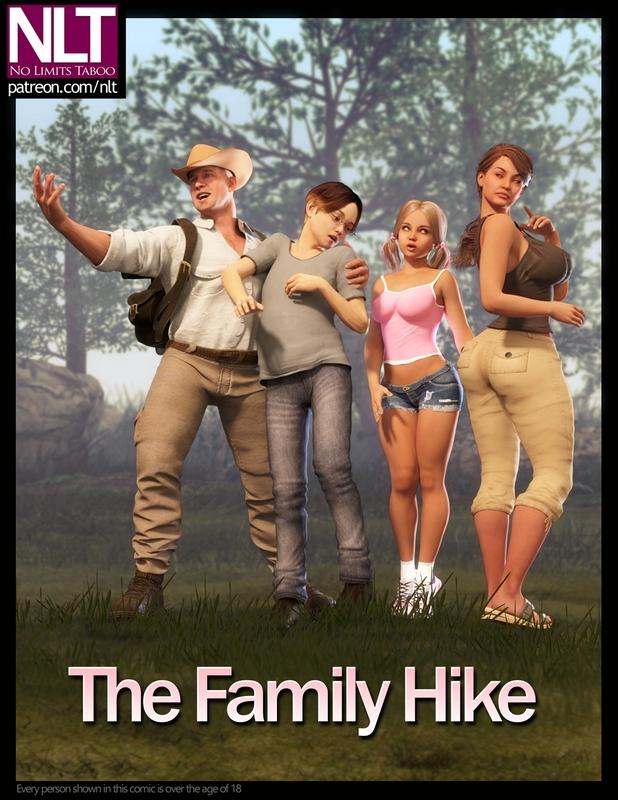 NLT- Family Hike porn comics 8 muses