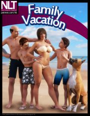 NLT- Family Vacation porn comics 8 muses
