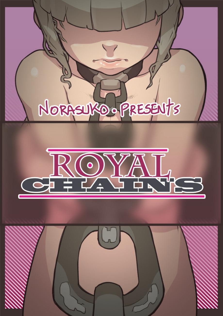 Norasuko- Royal Chains porn comics 8 muses
